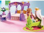 Замок Принцессы: Покои Принцессы с колыбелью