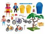 Летний лагерь: Велопрогулка